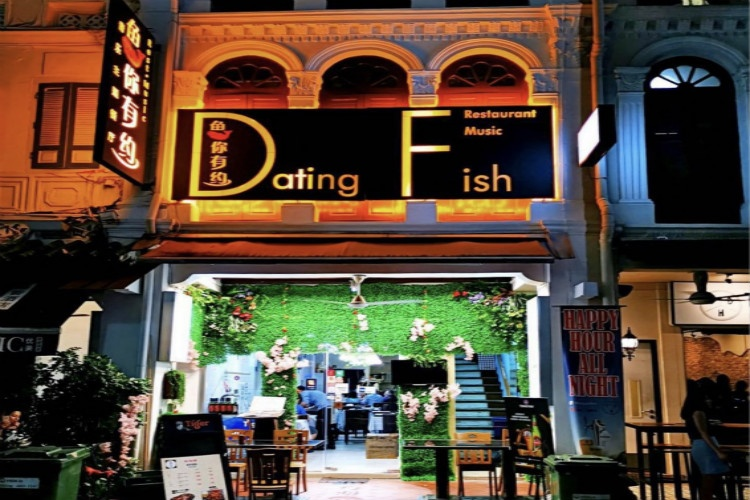 Dating Fish Music Restaurant